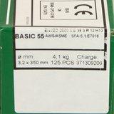 Electroden 3,25 mm, koker Basic nr. 55_16