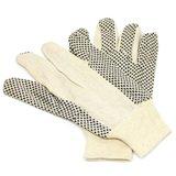 Handschoenen met spikkel katoen_16