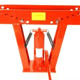 Pijpenbuiger / pers hydraulisch 12 ton met 6 hulpstukken_16