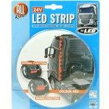 LED strip 2½ meter 24 leds rood 24 volt_16