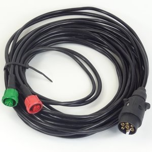Achterlicht kabelset 7 meter
