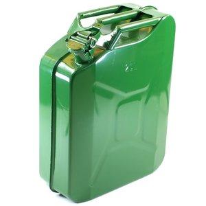 Jerrycan groen 20 liter