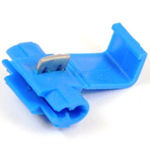 Schotlock blauw