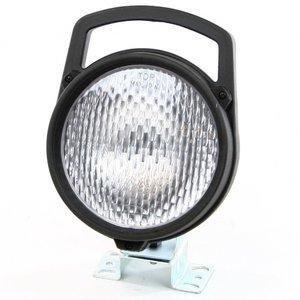 Werklamp 160x83 voor H3 lamp, rond