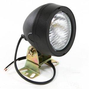 Werklamp ovaal 115x105x100 mm.
