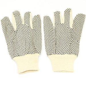 Handschoenen met spikkel katoen