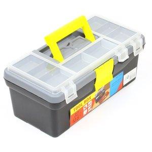 Gereedschapsbox kunststof 32x17x13 cm.