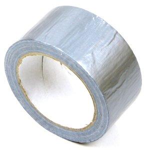 Reparatietape grijs 48 mm breed