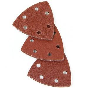 Schuurschijven driehoek 10 delig