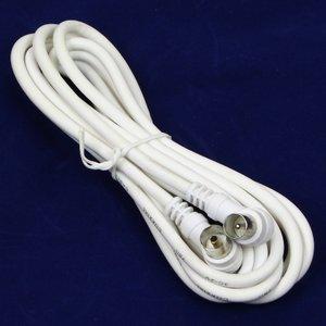 Coax TV-radio-video kabel 2½ meter