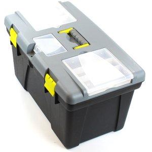 Gereedschapsbox Jumbo 670x393x370 mm