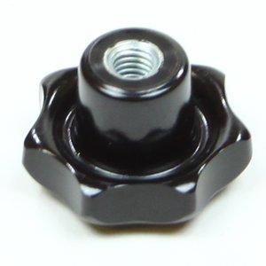 Sterknop 32 mm M6 binnendraad