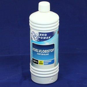 Koelvloeistof 1 liter -26C  BLAUW
