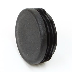 Insteekdop rond 45 mm platte kop