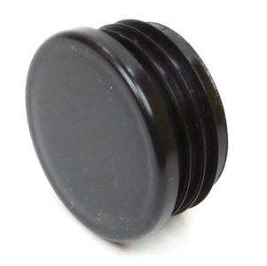 Insteekdop rond 48 mm platte kop