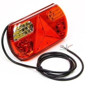 Achterlicht 32 LED met driehoek rechts