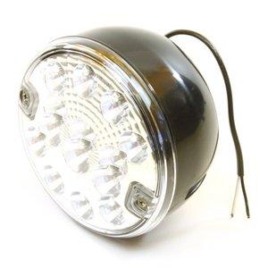 Achteruitrijlicht 140 mm 12-24 volt LED