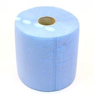 Papier op rol 26/500 blauw