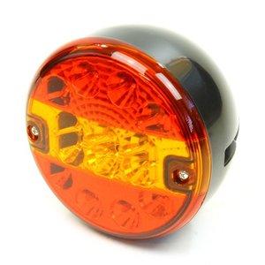 Achterlicht 140 mm 14 LEDs