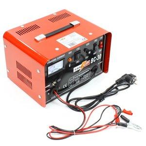 Acculader 12/24 Volt 15 Amp.