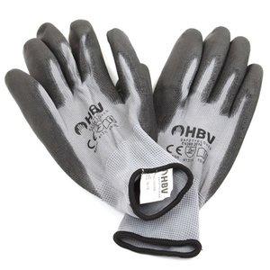 Handschoenen PU economy zwart
